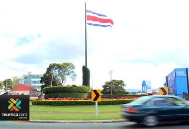 MOPT pone su mirada en los trabajos en la rotonda de La Bandera
