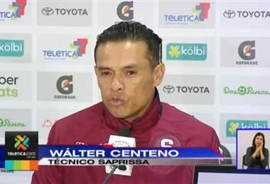 Wálter Centeno afirma que para implantar su idea de juego necesita por lo menos 22 días