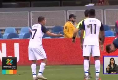 Martín Arriola habla del por qué Ronaldo Araya no juega en Cartaginés