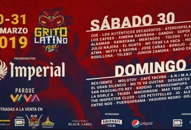 Residente y Golden Ganga se suman al selecto grupo de artistas del Grito Latino 2019
