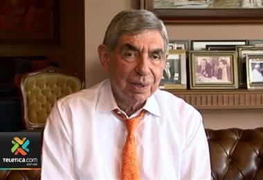 Fiscalía recibió una denuncia contra expresidente Óscar Arias por supuesto delito de violación