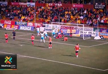 Heredia tiene cuatro partidos previos antes de jugar contra el Atlanta United
