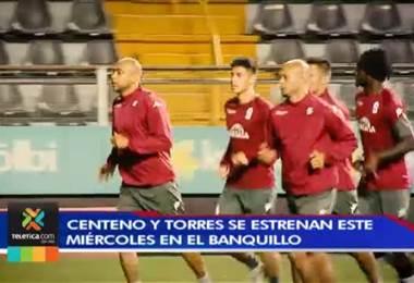 Este miércoles se estrenan Centeno y Torres en el banquillo