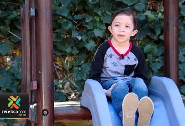 Niño de 7 años que necesita ser operado a corazón abierto en EE.UU. requiere de su ayuda