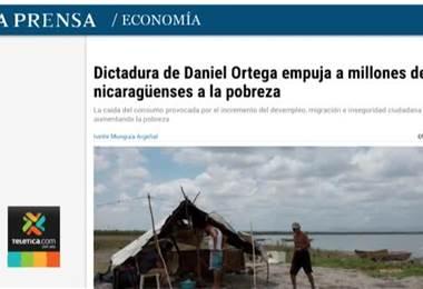 Estudio asegura que la pobreza podría afectar a la mitad de la población nicaragüense para el 2021