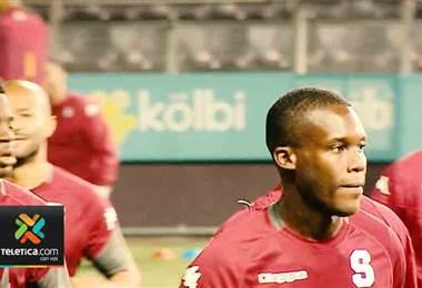 Saprissa espera tener el permiso de trabajo de Rubilio Castillo para el juego de este miércoles
