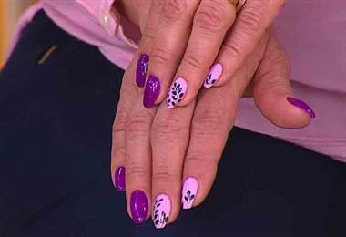 Técnica permite colocar uñas acrílicas en menos tiempo