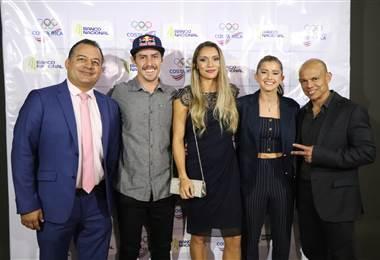 Ganadores de los Premios Colibrí 2018.|CON