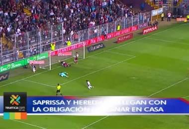 Saprissa y Herediano llegan esta noche con la obligación de ganar en casa