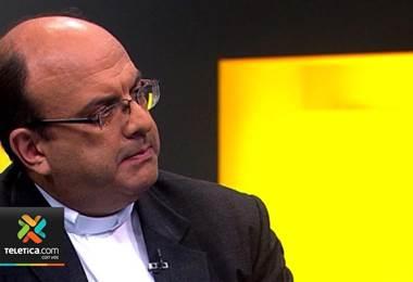 Curia metropolitana está a la espera de resolución del Vaticano sobre Mauricio Viquez