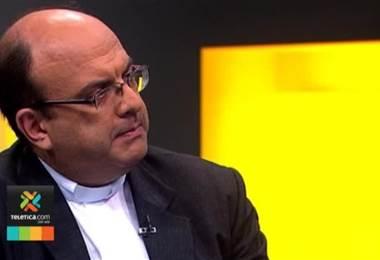 Curia metropolitana está a la espera de resolución del Vaticano sobre Mauricio Viquez Natalia