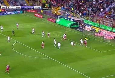 Fútbol Nacional: Saprissa 1 - 0 Santos