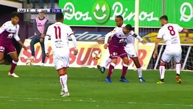 Reviva el partido Saprissa vs Santos 06 Febrero 2019