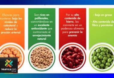 Consumo de leguminosas reduce el riesgo de infarto y de cáncer