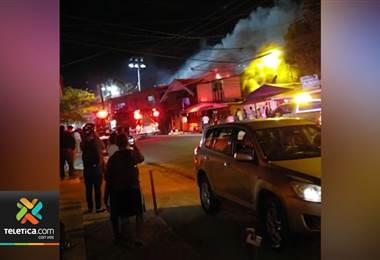 Cuerpo de Bomberos reporta 131 incendios estructurales este 2019