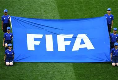 Imagen con fines ilustrativos- FIFA