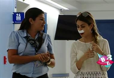 Presentadora Thais Alfaro relató su accidente que la dejó incapacitada una semana