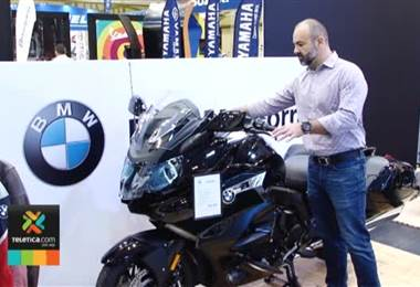 Ya inició Expo 'dos ruedas' con gran variedad de motos y bicicletas