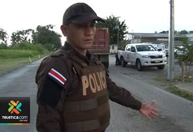 Policía de la zona Boruca combina dos pasiones: ser oficial y artesano