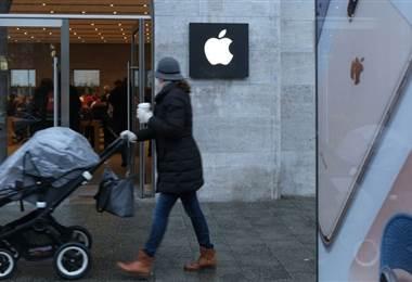 Odecu promueve una demanda colectiva contra la empresa de la manzana. BBC