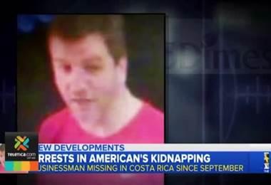 Misterio rodea el paradero de un empresario estadounidense secuestrado por costarricenses
