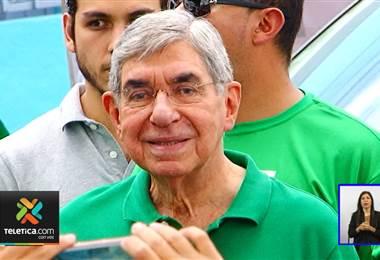 Segunda denuncia presentada en fiscalía por una exmiss Costa Rica contra el expresidente Óscar Arias