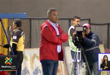 Saprissa vs San Carlos única referencia de Hernan Torres