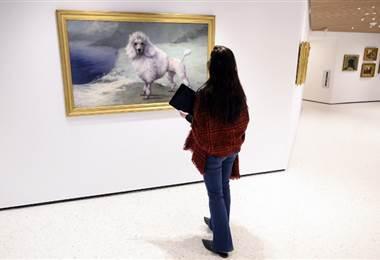 Museo del Perro en Nueva York |AFP.