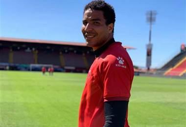 Esteban Alvarado- Facebook oficial de la Liga Deportiva Alajuelense