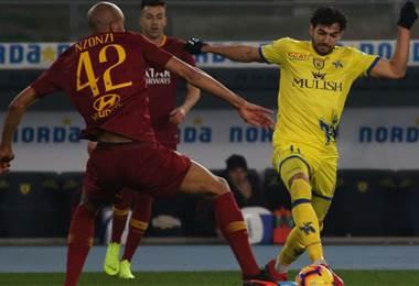 Tomada del Facebook del Chievo Verona