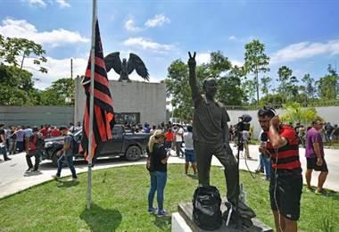 """Club Flamengo""- AFP"