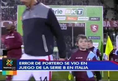 Portero Autogol