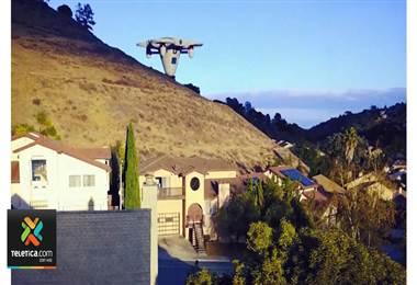 Un drone podría ser el próximo vigilante de su hogar