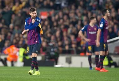 Tomada del Facebook del Barcelona