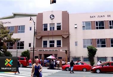 Hospital San Juan de Dios. Foto de archivo.