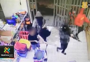 OIJ necesita su ayuda para encontrar a sospechosos de varios delitos en diferentes partes del país