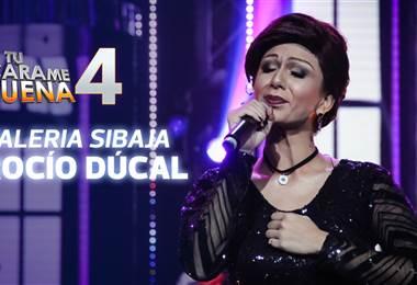 Valeria Sibaja - Gala 2