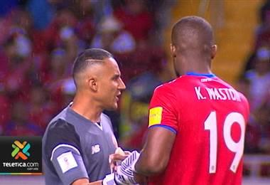 Keylor Navas está convocado para los amistosos de La Sele ante Guatemala y Jamaica