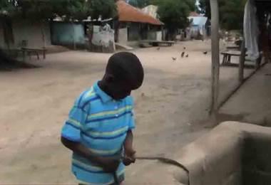 Tres costarricenses viajarán a Guinea-Bisáu para llevar ayuda humanitaria a niños huérfanos