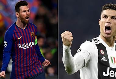 Lionel Messi vs Cristiano Ronaldo.|BBC Mundo