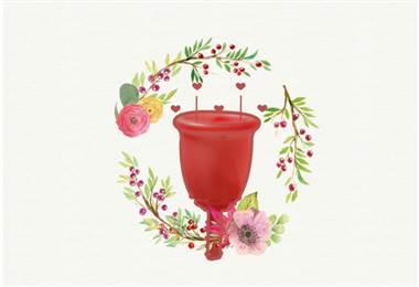 Copa menstrual es amigable con el ambiente