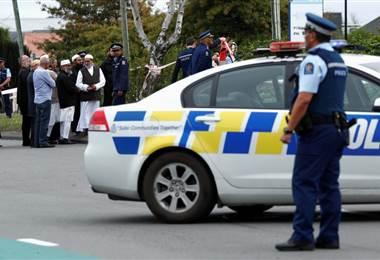 Ataque terrorista de Christchurch. DW