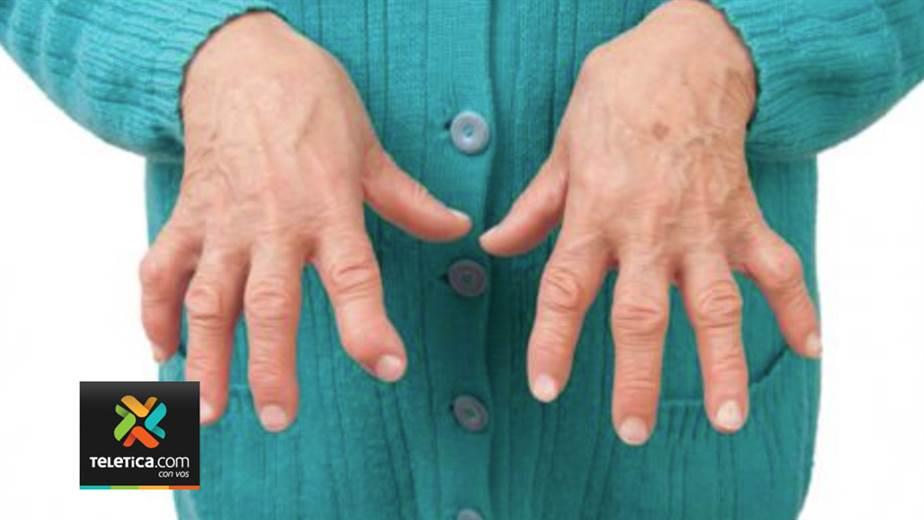 Dolor en los dedos de las manos y articulaciones