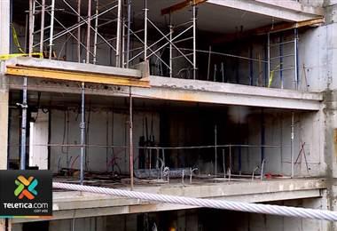 Sector construcción tuvo un leve repunte durante el 2018