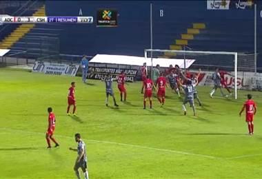 Fútbol Nacional: Carmelita 0 - 2 Herediano