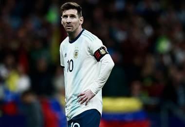 Venezuela gana 3-1 a la Argentina de Messi