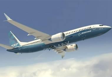 Boeing 737 MAX 8. BBC