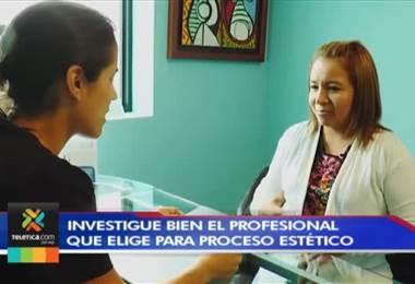 Conozca cuáles son los procedimientos estéticos que no puede realizar un médico general