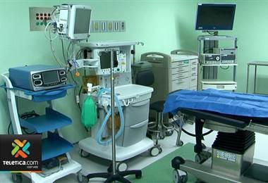 Ministerio de Salud habilitó las nuevas salas de cirugía del hospital México