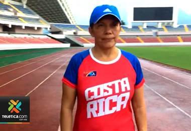 Dixiana Mena es un ejemplo como madre y entrenadora de dos grandes atletas